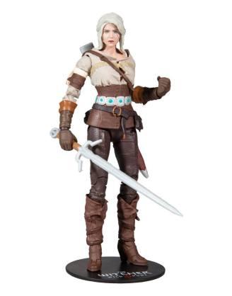 The Witcher 3: Wild Hunt Action Figure Ciri 18 cm_mcf13407
