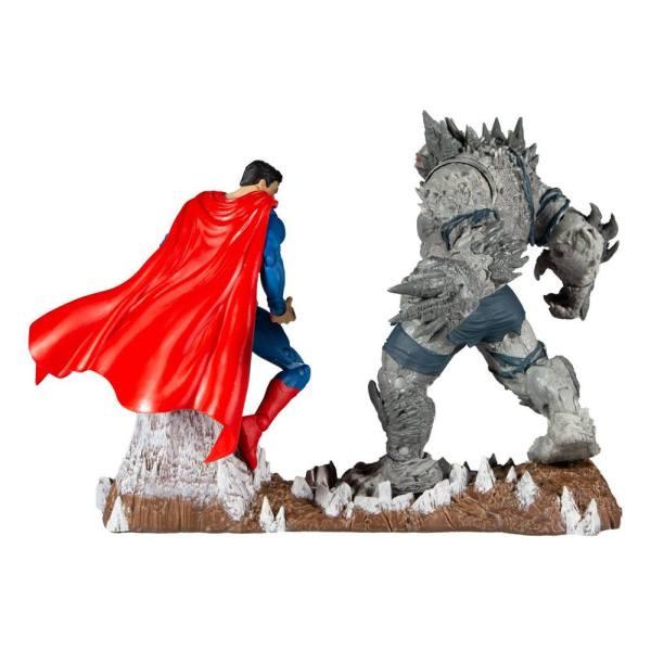 DC Multiverse Akciófigura - Collector Multipack Superman vs Devastator 18 cm