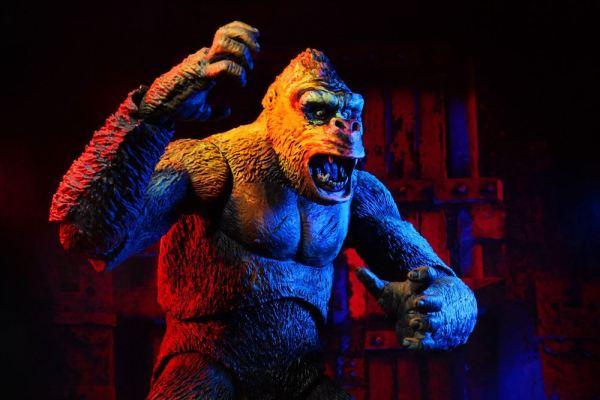 King Kong Akciófigura - Ultimate King Kong (illustrated) 20 cm