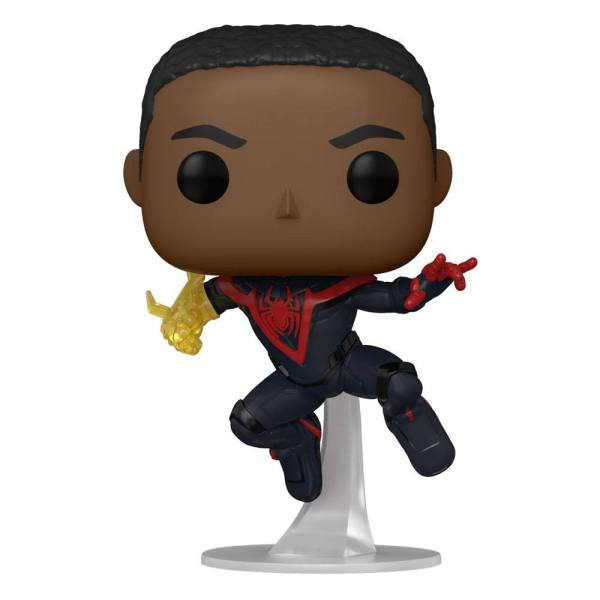 Marvel's Spider-Man Funko POP! Games Figura - Miles Morales Classic Suit (Chase)