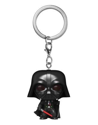 Star Wars Pocket POP! Kulcstartó - Darth Vader 4 cm