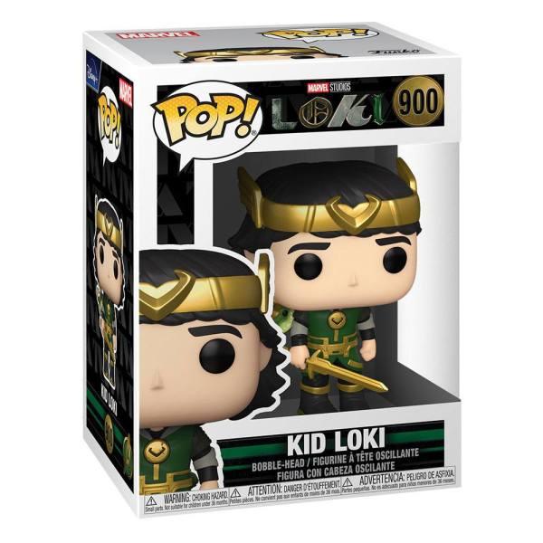 Loki POP! Vinyl Figure Kid Loki 9 cm_fk55746