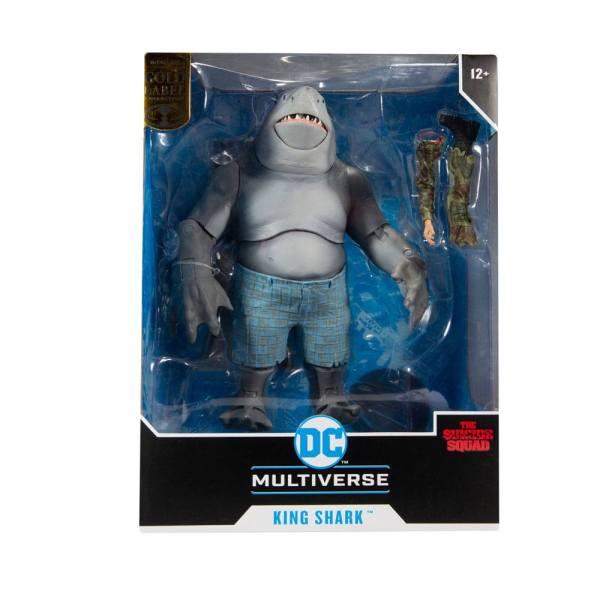 Suicide Squad Movie Action Figure King Shark 30 cm_mcf15088