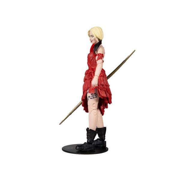 Suicide Squad Build A Action Figure Harley Quinn 18 cm_mcf15431