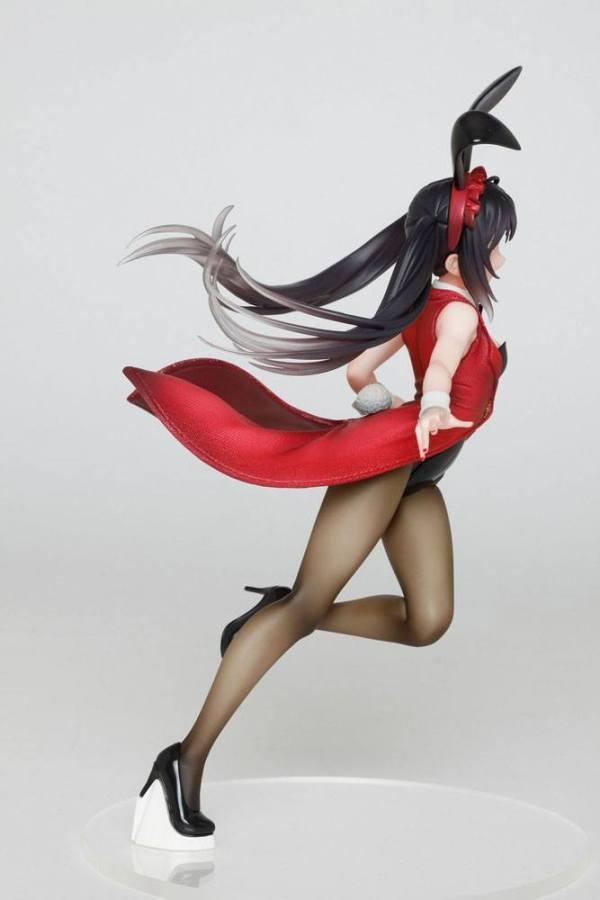 Date A Live: Date A Bullet PVC Szobor - Kurumi Tokisaki Bunny Ver. 18 cm