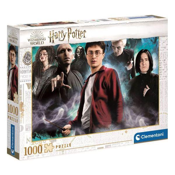 Harry Potter Jigsaw Puzzle - Harry vs. the Dark Arts (1000 pieces)