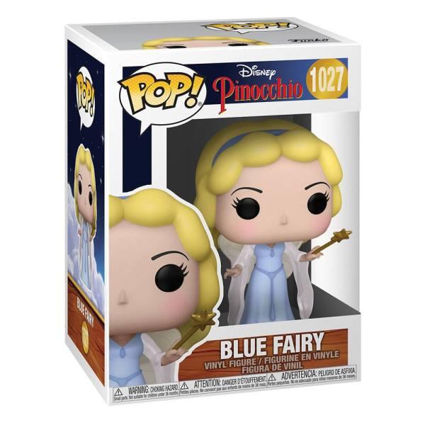 Pinocchio 80th Anniversary Funko POP! Disney Figura - Blue Fairy 9 cm