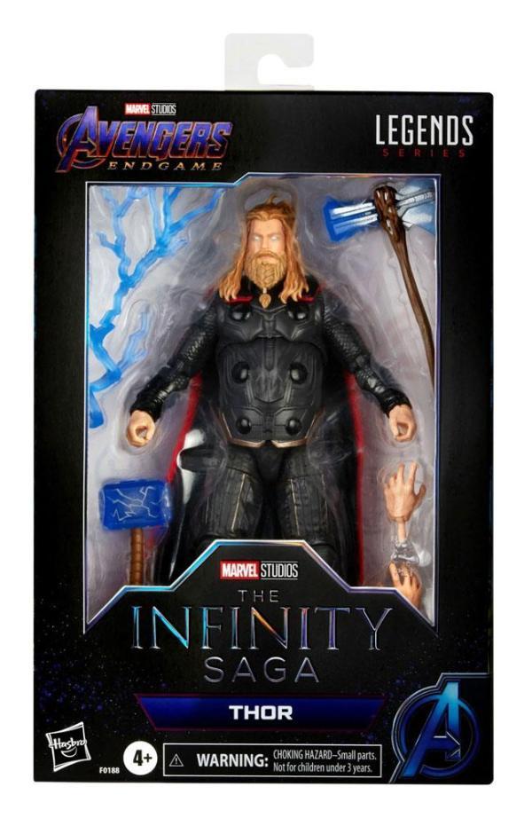 The Infinity Saga Marvel Legends Series Akciófigura - 2021 Thor (Avengers: Endgame) 15 cm
