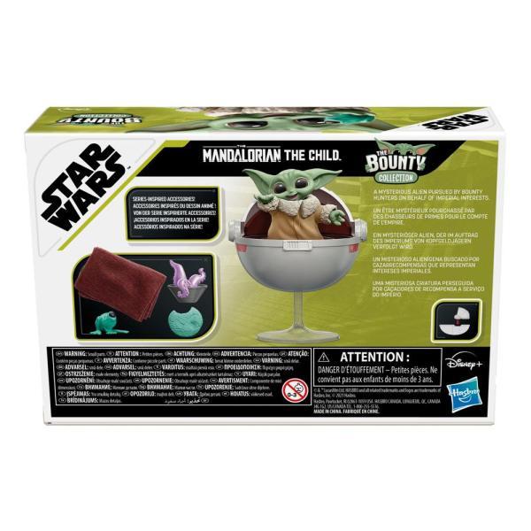 Star Wars Mandalorian Bounty Collection Figure Grogu's Hover-Pram Pack