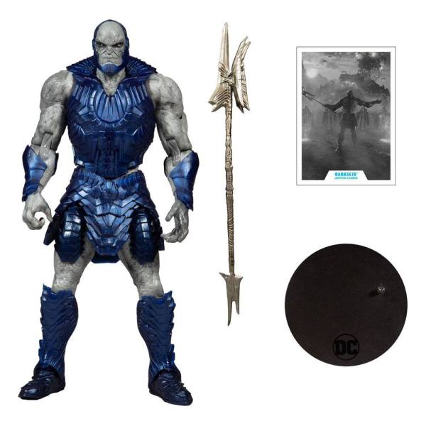 DC Justice League Movie Akciófigura - Darkseid Armored 30 cm
