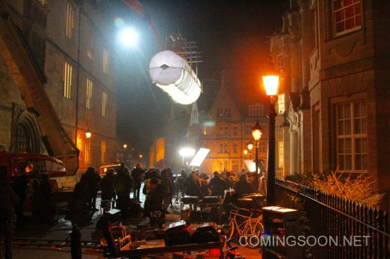 Tom Cruise arrives on the set of The Mummy. The story follows Navy Seal Tyler Colt and his mission in the Iraqi desert to find a group of terrorists hiding out in a bunker. Featuring: Atmosphere Where: Oxford, United Kingdom When: 05 Apr 2016 Credit: WENN.com