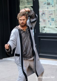 """NEW YORK, NY - APRIL 29: Finn Jones in the title role of Marvel? Netflix's """"Iron Fist"""" on April 29, 2016 in New York City. (Photo by Steve Sands/GC Images)"""