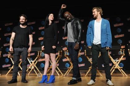 Netflix presents Marvel's Iron Fist at New York Comic-Con 2016.