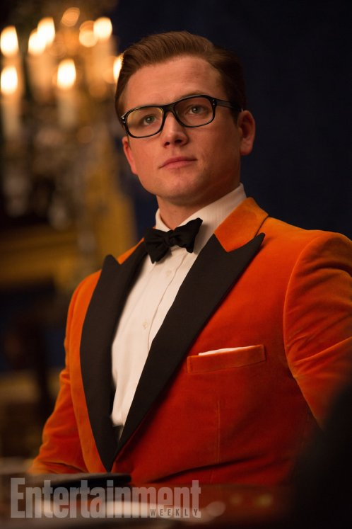 Kingsman: The Golden Circle (2017)Taron Egerton