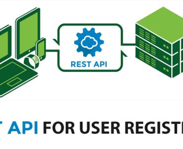 RestAPI for User Registration