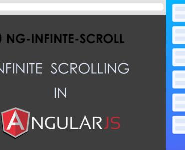 Infinite Scrolling In AngularJS