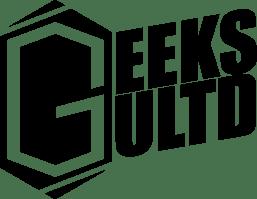 GeeksULTD Black Logo PNG