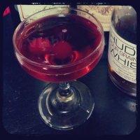 Campari and Bourbon Cocktail Recipe