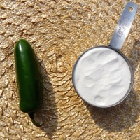 Jalapeno Simple Syrup Recipe