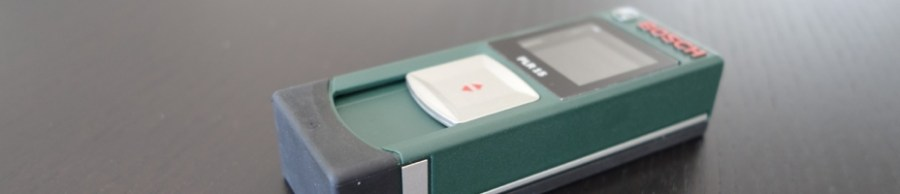 Bosch PLR 15 Slider - Gadget Folgen