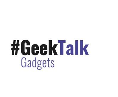 #GeekTalk Gadget Label