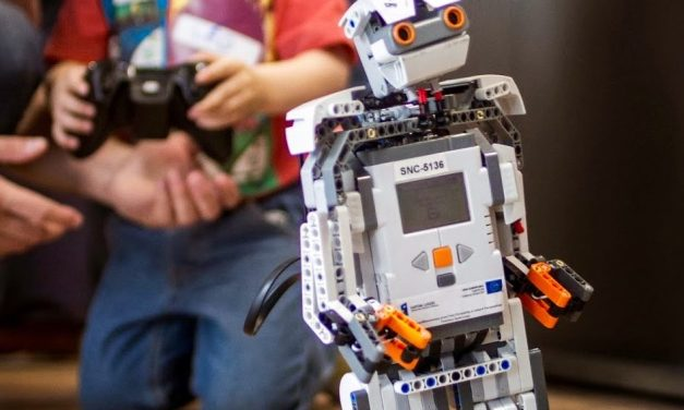 RoboGame – robot na Dzień Dziecka