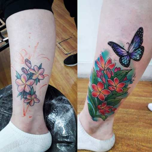 CoverUp Flowers