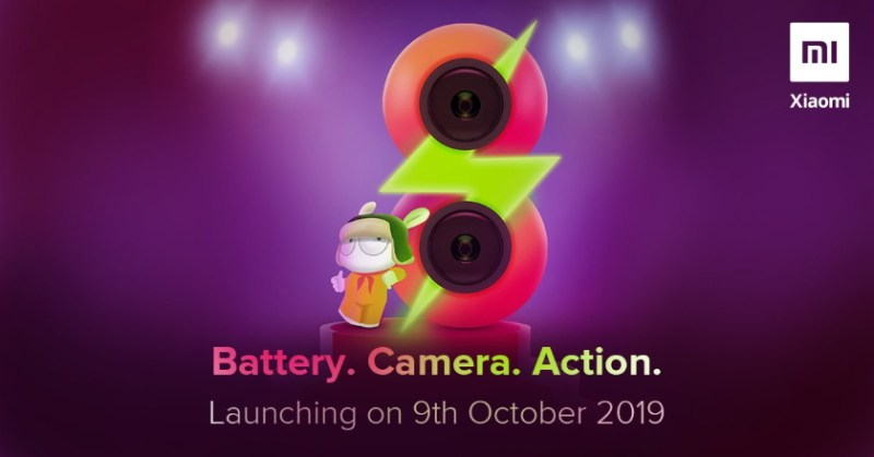 b4c395935c30c3fbd28846e7bae817e2 - The budget Redmi 8 with dual camera will be presented on October 9