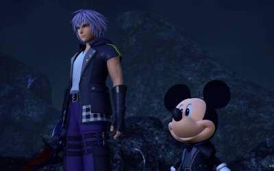 Kingdom Hearts 3: Impressions at 13 hours