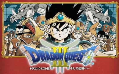 Playing Through Dragon Quest 3 (Part One): Early Impressions and Magical Moments