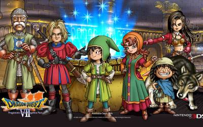 It Was Bound to Happen Eventually: Playing Dragon Quest VII!