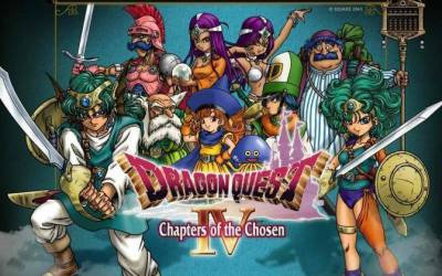 Dragon Quest IV: Chapters of the Chosen–Intro to the Zenithia Trilogy