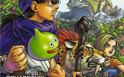 Dragon Quest V: (Part Two) Young Adulthood