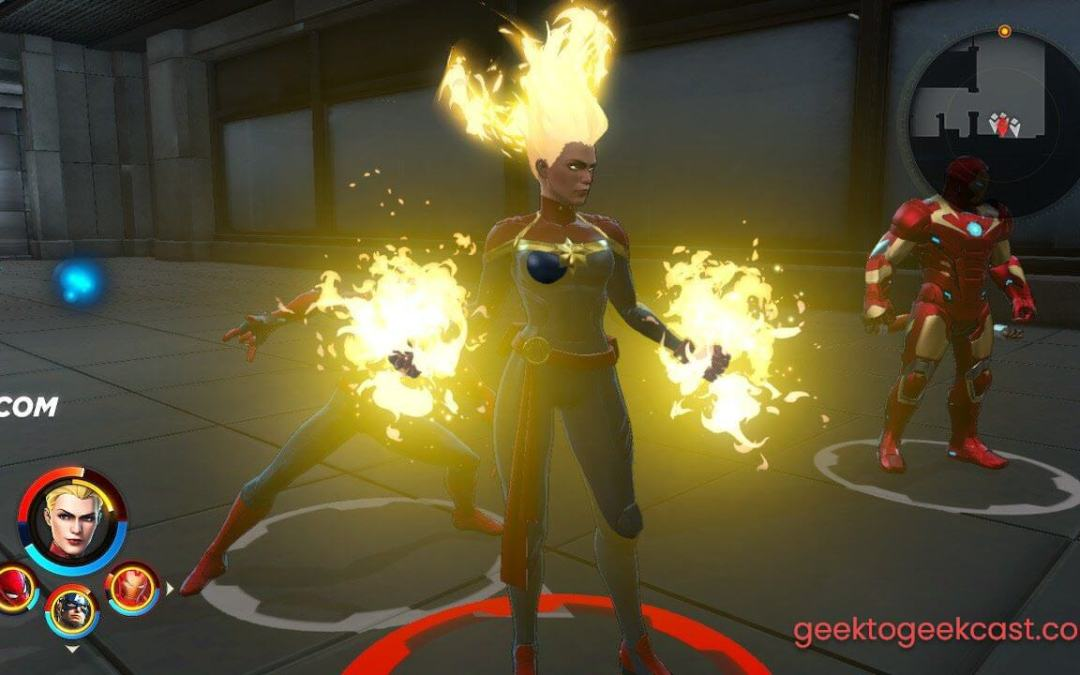 """S4E29 – Marvel Ultimate Alliance 3 & SDCC MCU Reveals – """"Yes, we are recommending a bad game because it's great"""""""