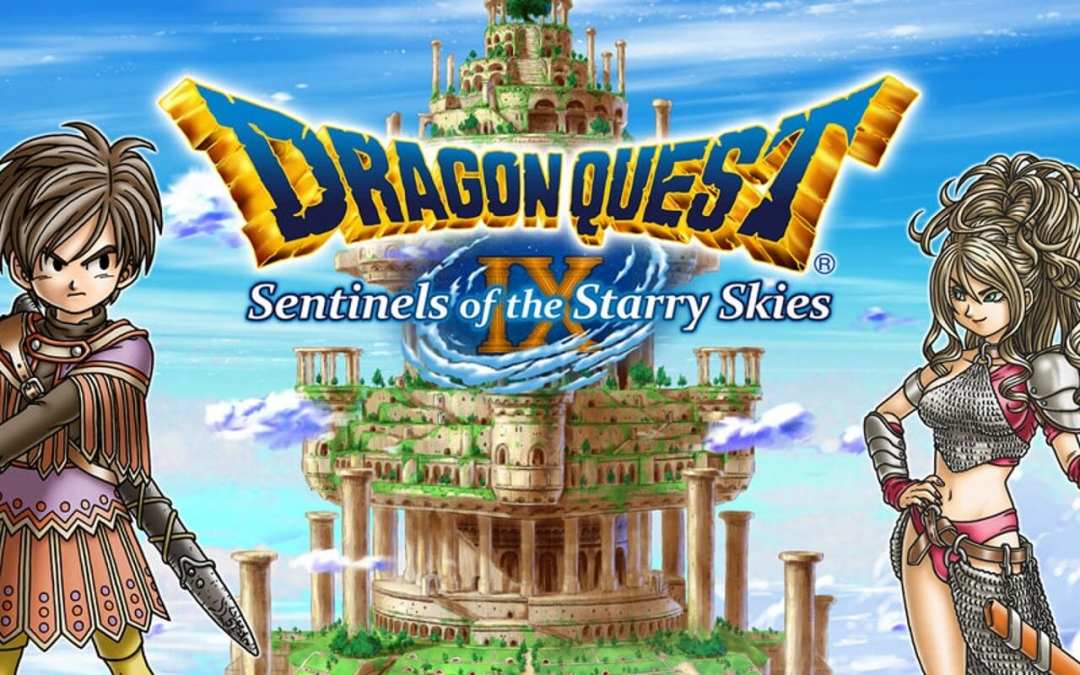 Dragon Quest IX: Angels, Alltrades, and the Almighty