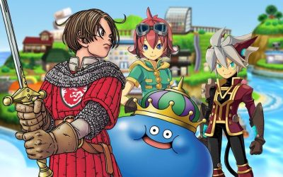 """12 – Dragon Quest News and Announcements – """"Moonwalk right out the door"""""""
