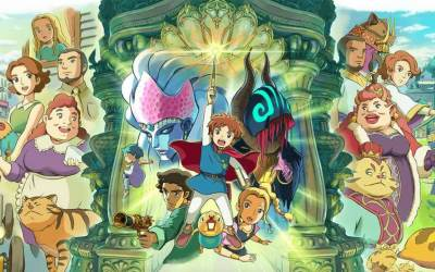 Ni No Kuni: Wrath of the White Witch (Review)