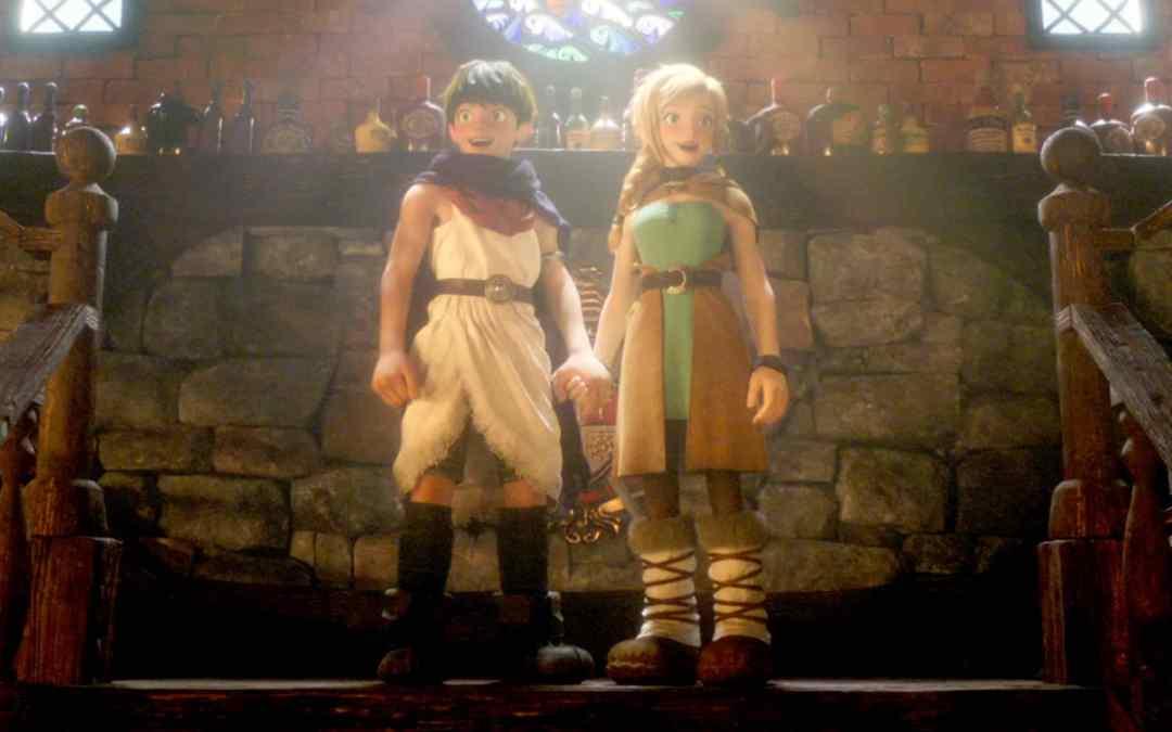 "Dragon Quest FM, S2E6: ""Dragon Quest: Your Story"" Movie Discussion"