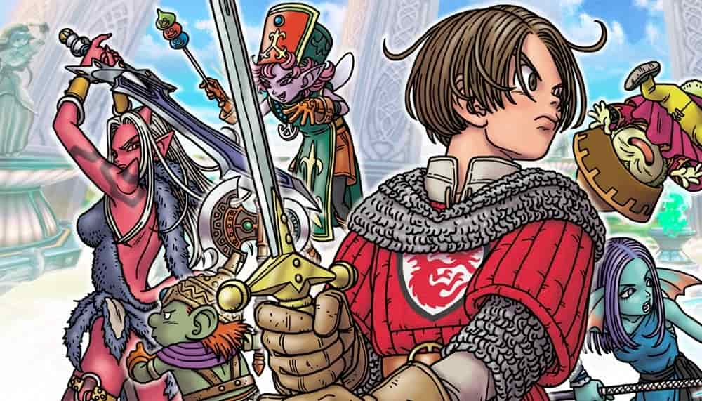 How to Play Dragon Quest X in America on Nintendo Switch For Free
