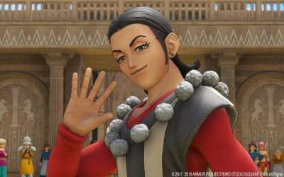 DQFM S2 E15 – All About Sylvando, Darling (Dragon Quest XI Character Spotlight)