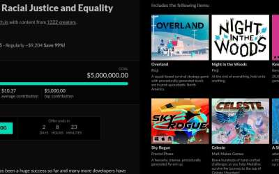 Our 16+ Favorite Games in the Itch.io Racial Justice and Equality Bundle