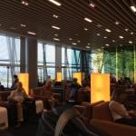ロンドン・ヒースロー空港ルフトハンザ航空セネターラウンジ