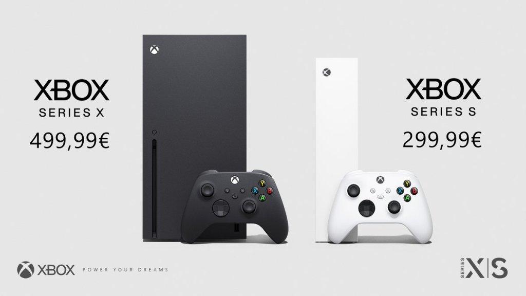 Prix Xbox Series X et S