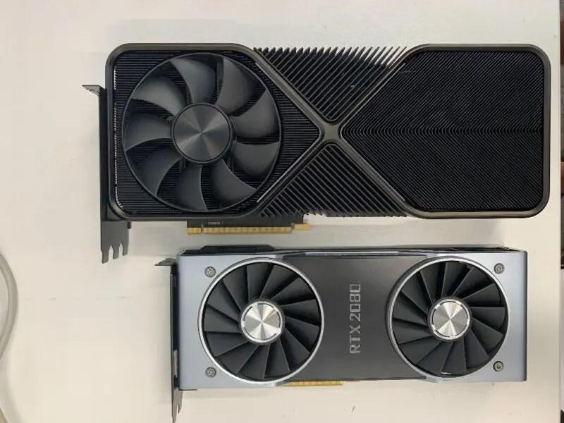 GmrDuTx 【画像】RTX3090さん、8K60fps、4K120fps 動作余裕ですべてを過去にするwwwww