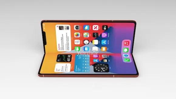 pL5cnsW 【朗報】折りたたみiPhone、2022年9月ついに発表へ