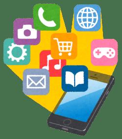 smartphone_app-480x549 【PC】若者「なんでwindowsはアプリを開いてから編集したいファイルを選ぶって順序じゃないんですか?」