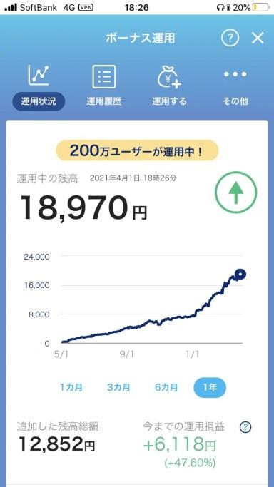 ijO98rt-384x683 【朗報】paypayボーナス運用、めっちゃすごい