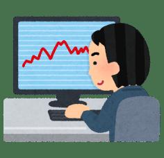 kabu_chart_man-480x463 【投資】投資って何%得をしたっていうけど同じぐらい何%損をする可能性があるじゃん?だからやらない
