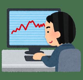 kabu_chart_man-480x463 【投資】 株式市場下落に備えて104億円分のプットオプションを購入したトレーダー現れる