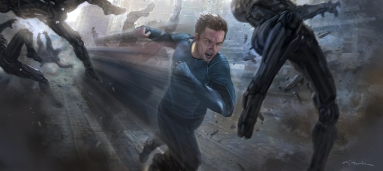 Aaron Taylor-Johnson on Quicksilver's Accent and ...